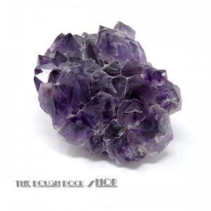 amethyst druzy quartz cluster 005