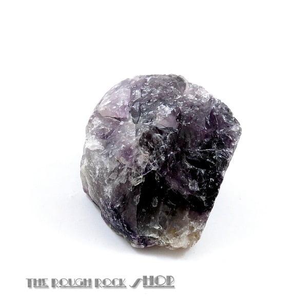 Chevron Amethyst Rough (054) 78 grams