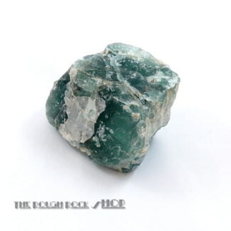 Fluorite - Green and Blue Rough (009) 919 grams