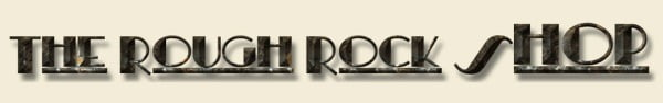 rough rock shop logo