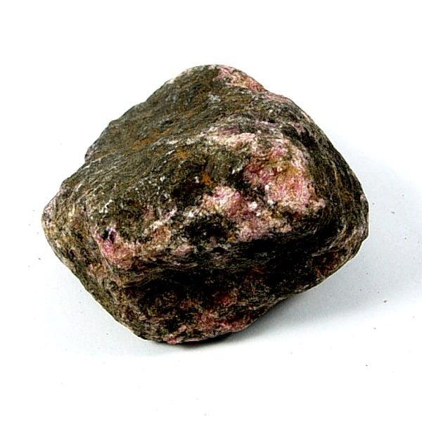 Rhodonite rough (001) 256 grams