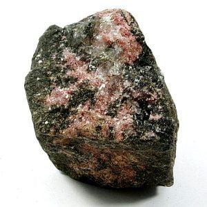 Rhodonite rough (012) 402 grams