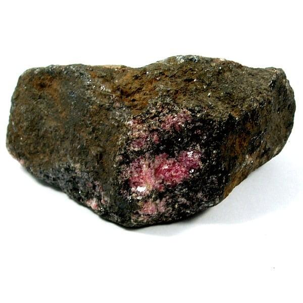 Rhodonite rough (023) 410 grams