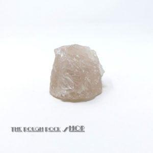 Rose Quartz Rough (068) 106 grams