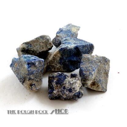 Lapis Lazuli Rough For Tumbling