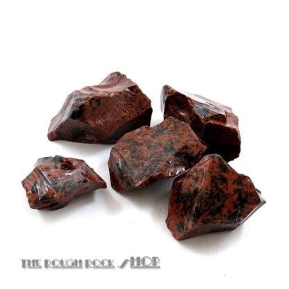 Mahogany Obsidian Rough For Tumblin