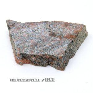 Small Unakite Slab (001) 13 grams
