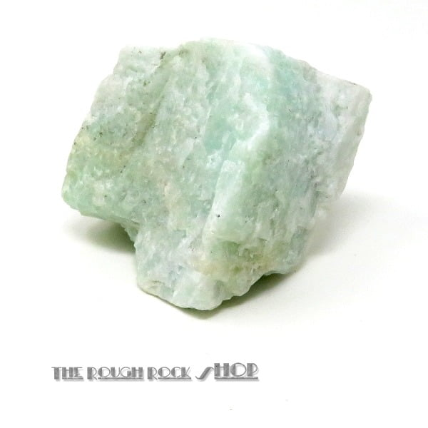 Amazonite Rough (002) 150 grams