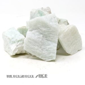 Amazonite Rough For Tumbling
