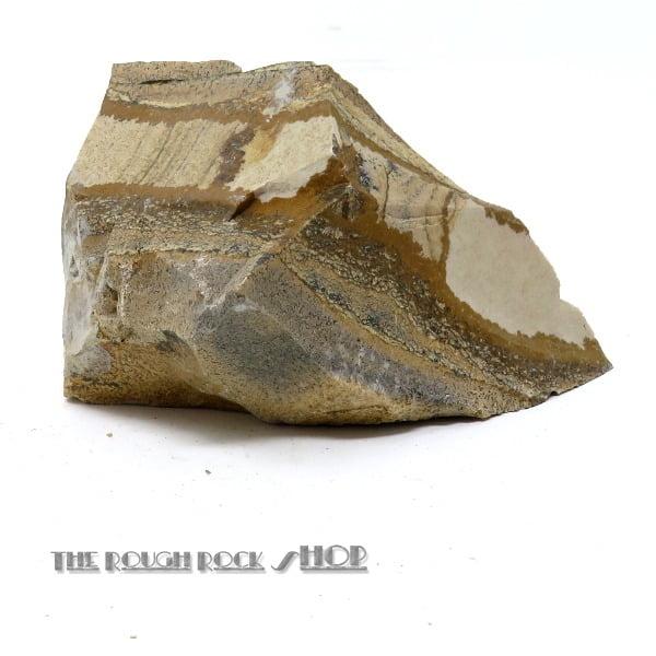 Kalahari Picture Stone rough (013) 314 grams