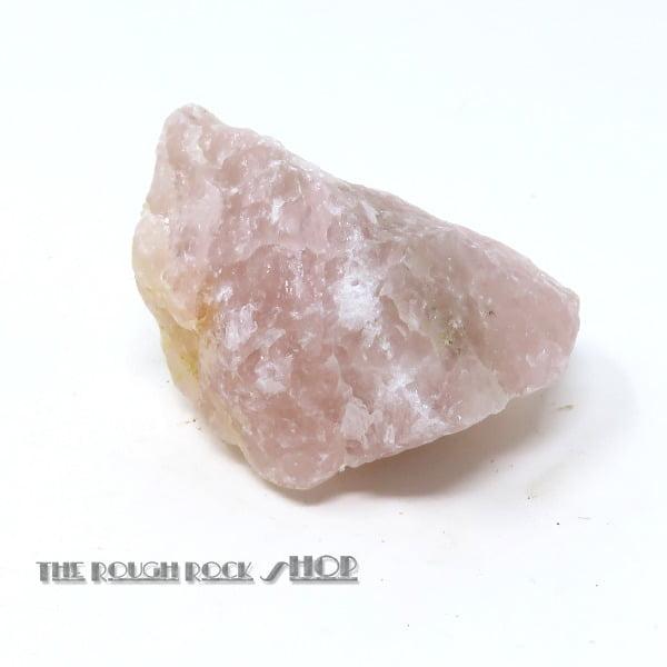 Rose Quartz Rough (074) 108 grams