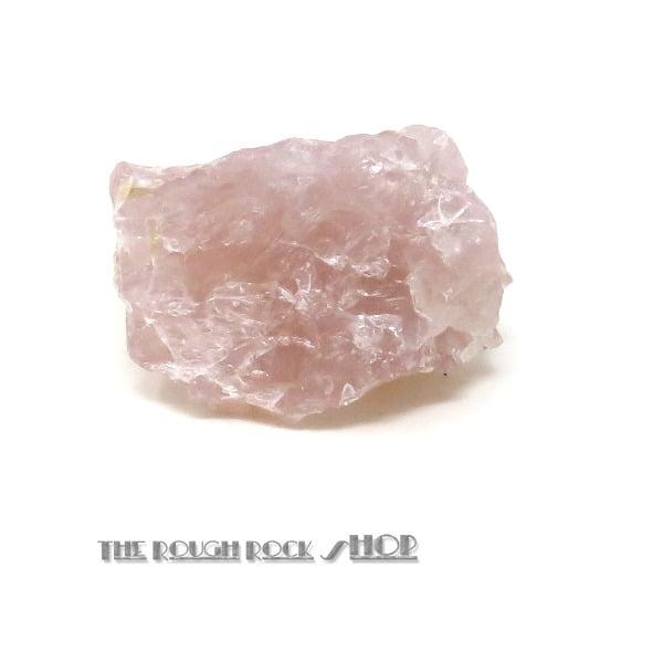Rose Quartz Rough (088) 92 grams