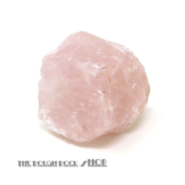 Rose Quartz Rough (090) 96 grams