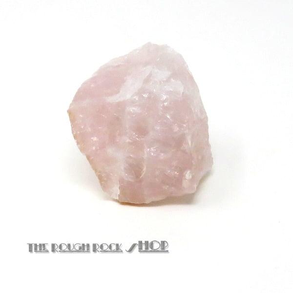 Rose Quartz Rough (094) 72 grams