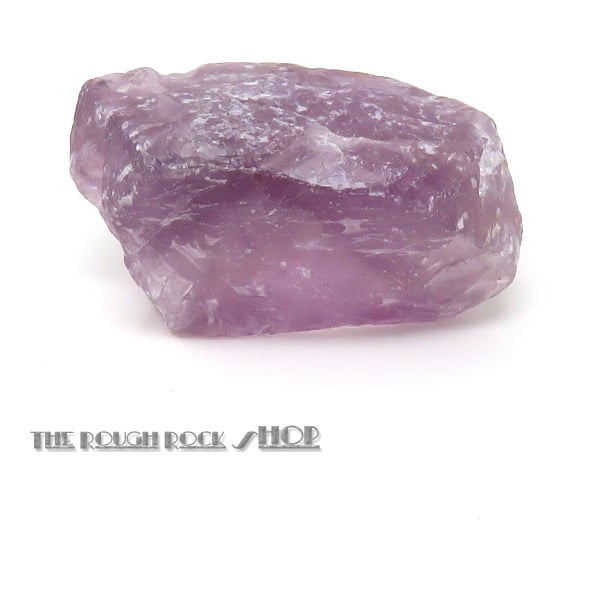 Fluorite - lilac Rough (017) 47 grams