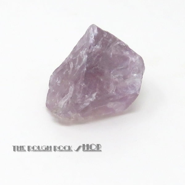 Fluorite - lilac Rough (022) 72 grams