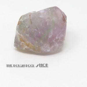 Fluorite - lilac Rough (024) 49 grams