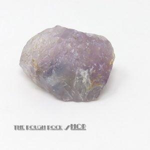 Fluorite - lilac Rough (026) 52 grams