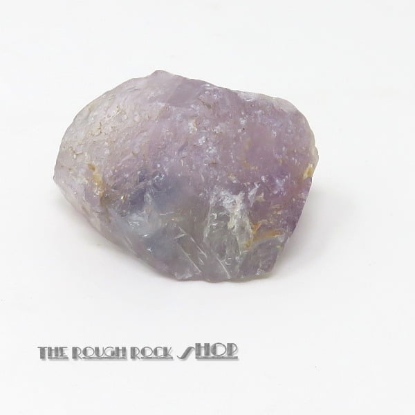 Fluorite - lilac Rough (026) 52 grams