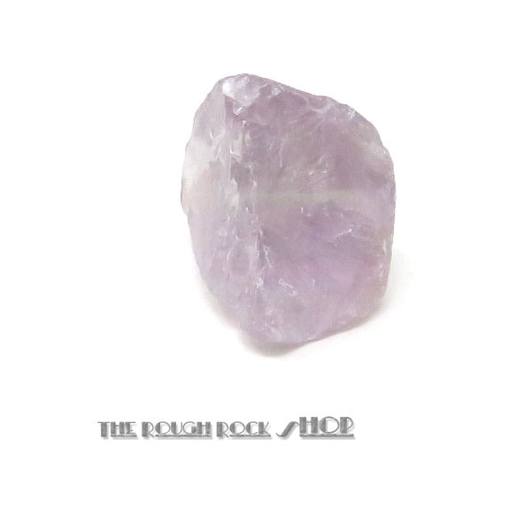 Fluorite - lilac Rough (029) 46 grams