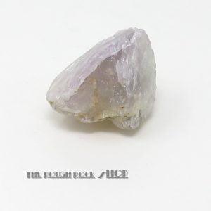 Fluorite - lilac Rough (031) 71 grams