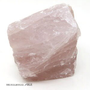 Rose Quartz Rough (095) 807 grams