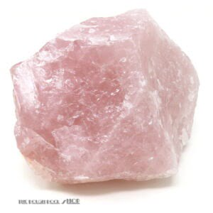 Rose Quartz Rough (097) 877 grams