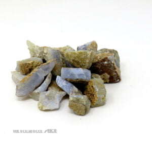 Blue Lace Agate Rough for Tumbling